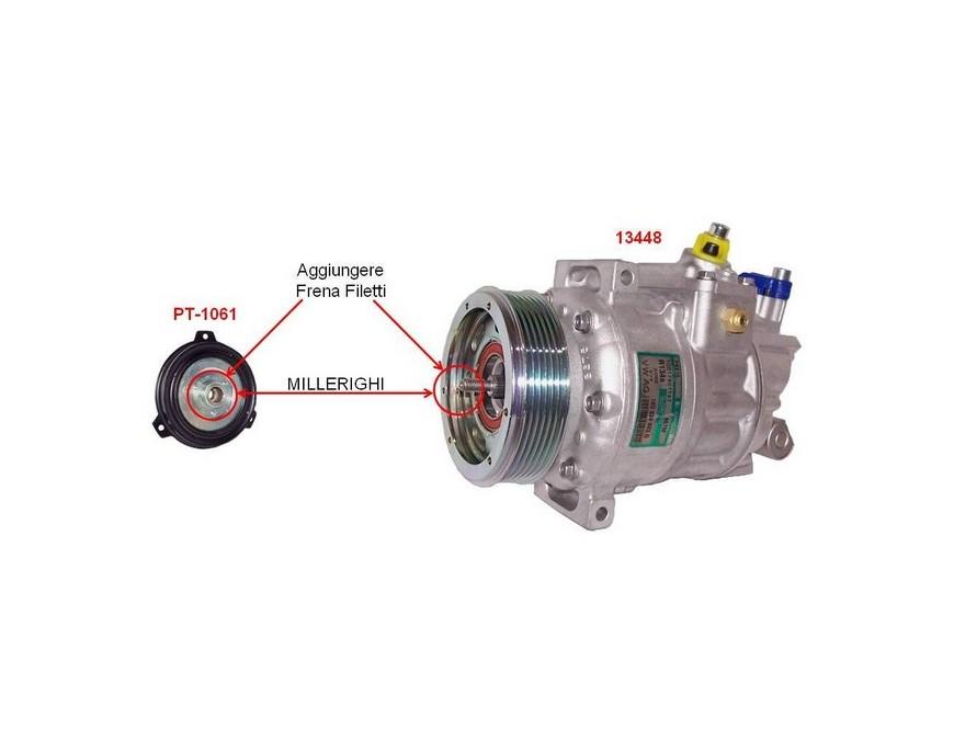 Correct assembly PT-1061
